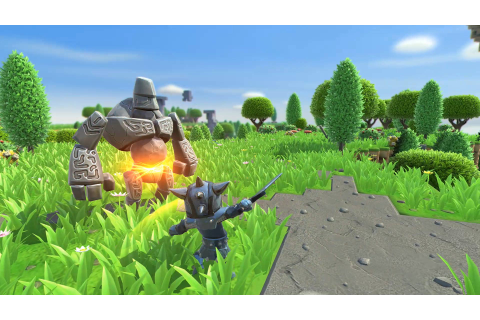 Portal Knights on PS4 | Official PlayStation™Store UK