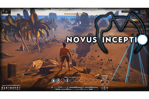 FORAGING FOR ALL THE GOODIES - Novus Inceptio Gameplay Ep1 ...