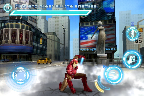 Iron Man 2 The Game Free Download ~ Download PC Games | PC ...