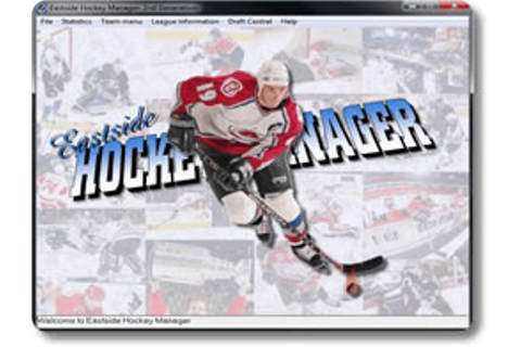 Eastside Hockey Manager Game - Download and Play Free Version!