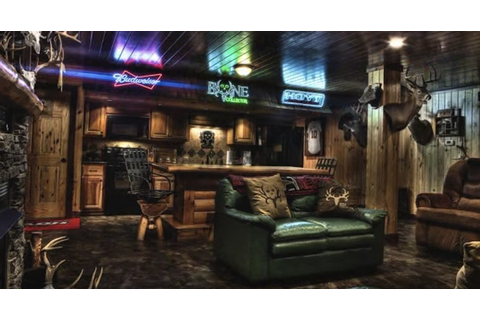 "Check Out Travis ""T-Bone"" Turner's Awesome Man Cave"