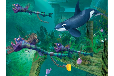All SeaWorld Adventure Parks: Shamu's Deep Sea Adventures ...