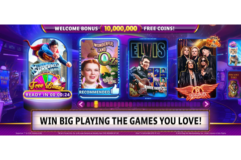 Hit it Rich! Casino Slots - Online Game Hack and Cheat ...