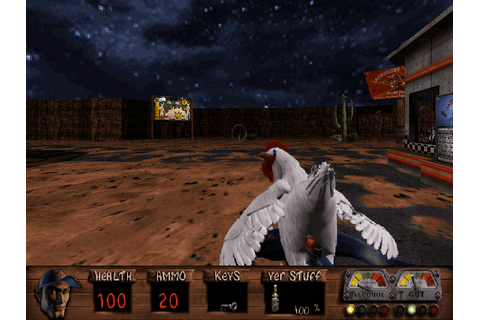 Redneck Rampage Rides Again - My Abandonware
