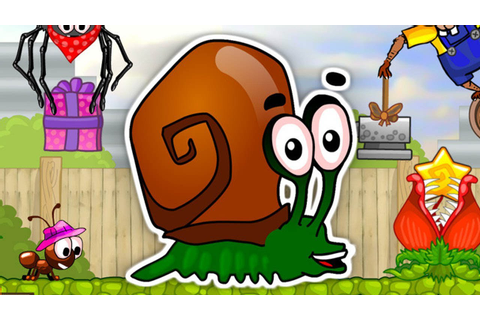 CGRundertow SNAIL BOB for iPhone Video Game Review - YouTube