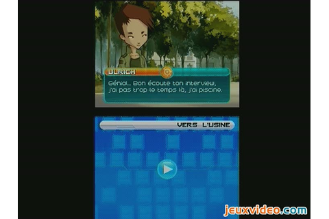 Gameplay Code Lyoko : X.A.N.A Destruction Finale : Début ...
