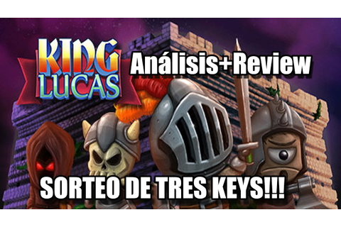 King Lucas: Devilish Games ANALISIS + REVIEW - YouTube