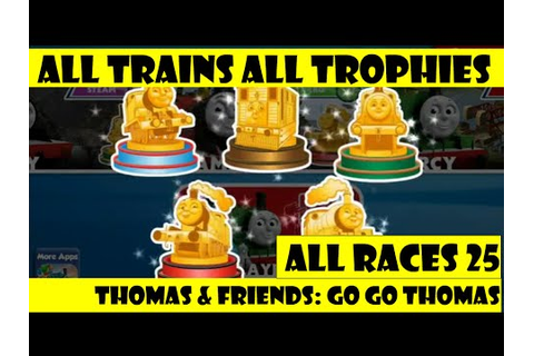 Thomas Tank Engine & Friends: Go Go Thomas Game - All ...