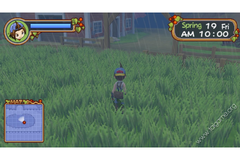 Harvest Moon: Hero of Leaf Valley - Download Free Full ...