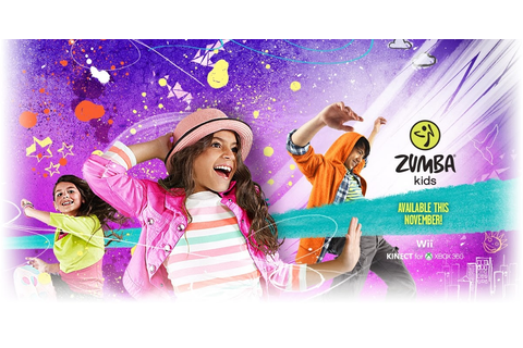 Zumba Kids Unveils New Gameplay Trailer Before November 19 ...