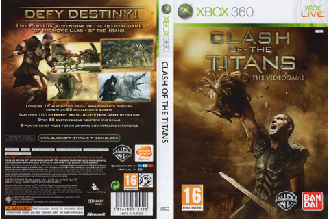 Clash of the Titans: The Videogame | Clash of the Titans ...