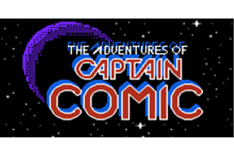 The Adventures of Captain Comic Download Game | GameFabrique