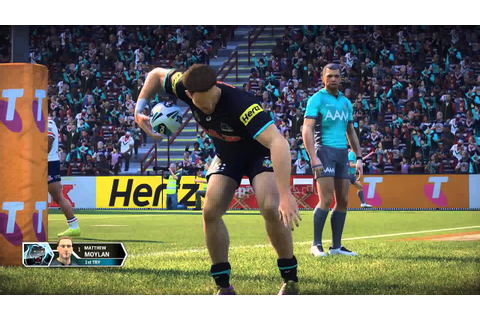 Rugby League Live 3 PC Gameplay 60FPS - YouTube