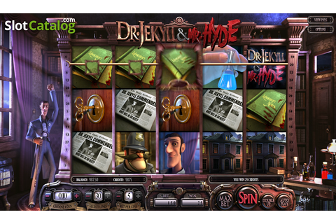 Dr. Jekyll & Mr. Hyde Slot ᐈ Claim a bonus or play for free!