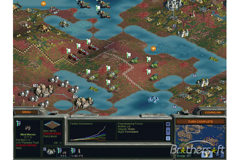 Nostalgia in Review Part 1: Sid Meier's Alpha Centauri ...