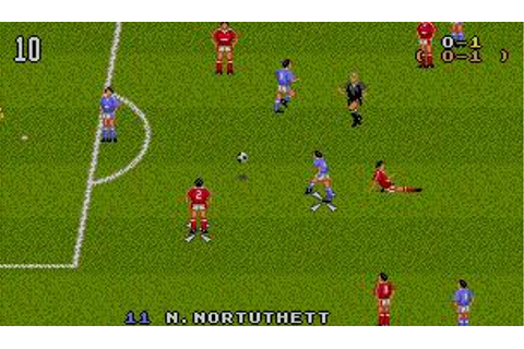 Manchester United Europe Download (1991 Sports Game)