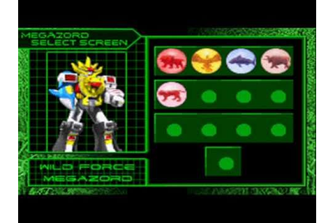 Quake Reviews: Power Rangers Wild Force (GBA) - YouTube