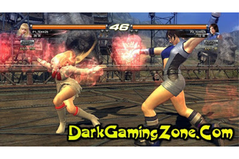 Tekken Revolution Game - Free Download Full Version For PC