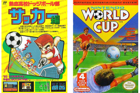 Localization Anxiety: Nintendo World Cup – GameCola