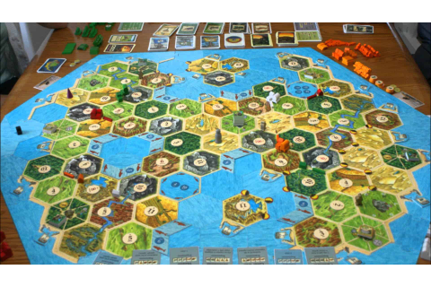 """Settlers of Catan"" Movie Adaptation in the Works at Sony"