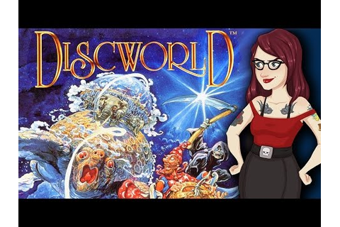 Discworld - PC Game Review - YouTube