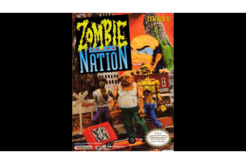 Zombie Nation Video Walkthrough - YouTube