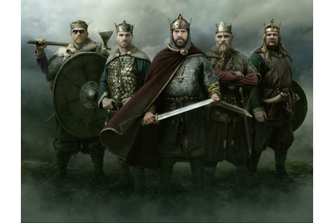 Total War Saga: Thrones of Britannia Announced, Will Be ...