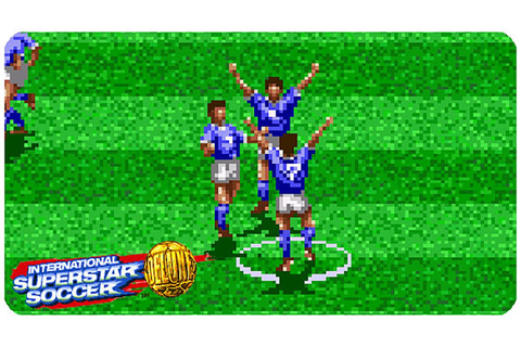 International Superstar Soccer no EI GAMES - YouTube