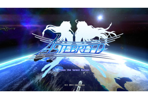 Astebreed's Intense Shooter Action is Heading for Nintendo ...