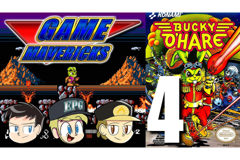 Game Mavericks Play Bucky O'Hare! (NES) Episode 4 - YouTube