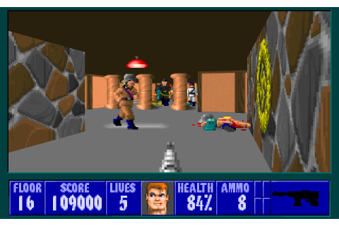 Wolfenstein 3D Windows, DOS game - Mod DB