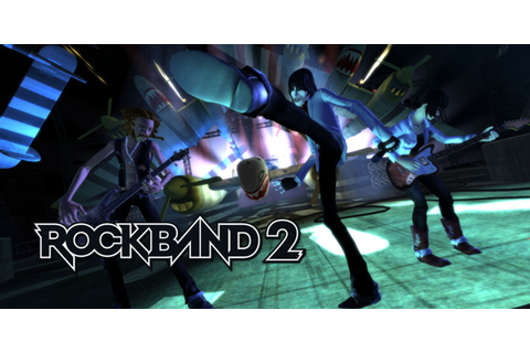 Rock Band 2 | Wii | Games | Nintendo