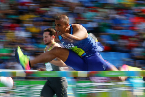 A Brief Overview of the Olympic Decathlon