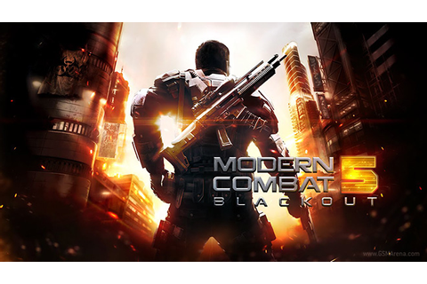 "[Game Review] ""Modern Combat 5: Blackout"" for iOS, Android ..."