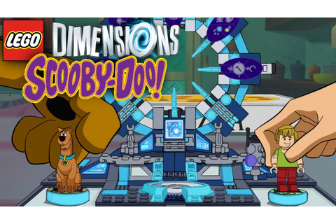 Lego Dimensions Scooby Doo Game-Play Analysis - YouTube