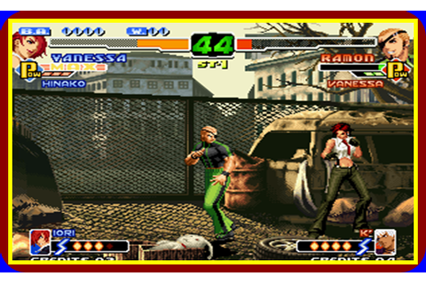 The King of Fighters 2000 Game - SadamSoftx