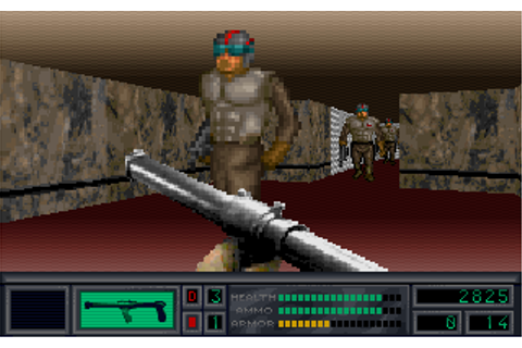 Operation Body Count Screenshots for DOS - MobyGames