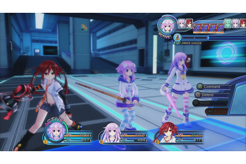 Megadimension Neptunia VII Review – Brash Games