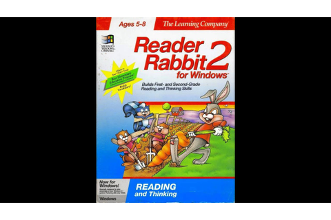 Reader Rabbit 2 (1992 - PC Game) - YouTube