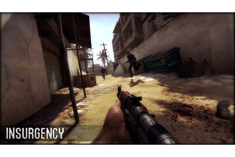 Insurgency 2 | Gameplay with various guns | HD - YouTube