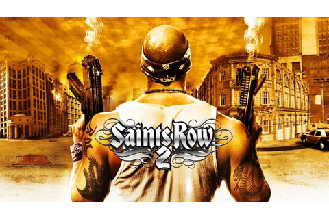 Gentlemen of the Row mod for Saints Row 2 - Mod DB