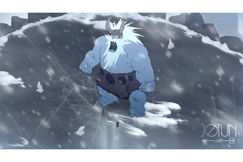 Take on hand-drawn Norse giants in Jotun's boss-battle ...