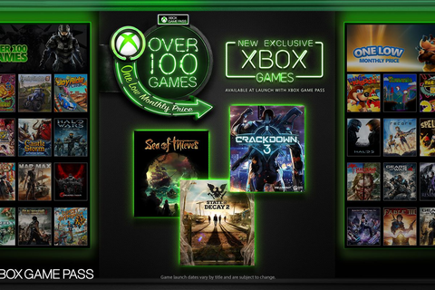 Xbox Game Pass will feature Xbox exclusives on the day ...