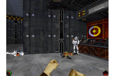 Star Wars: Jedi Knight - Dark Forces II Screenshots for ...