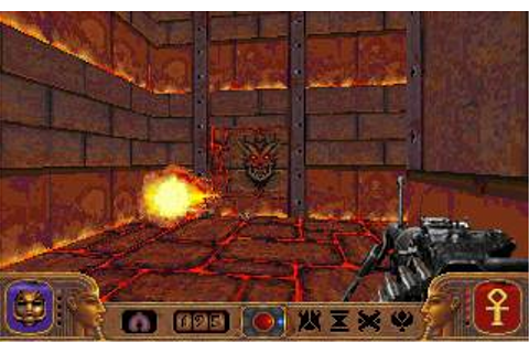 Powerslave (a.k.a. Exhumed) Download (1996 Arcade action Game)