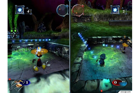 Rayman Arena Review - IGN