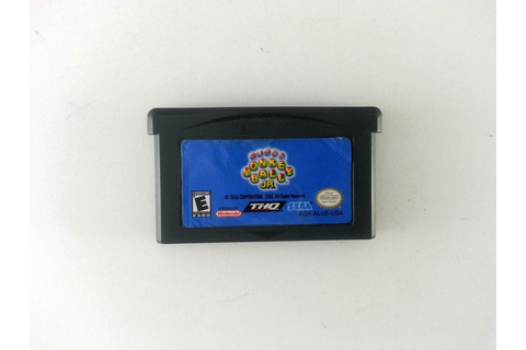 Super Monkey Ball Jr. game for GameBoy Advance (Loose ...