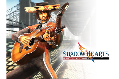 Shadow Hearts: From the New World Fiche RPG (reviews ...