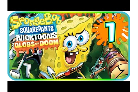SpongeBob SquarePants & Nicktoons: Globs of Doom ...