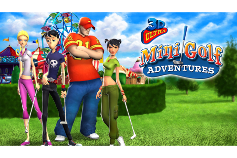 Buy 3D Ultra™ Minigolf Adventures - Microsoft Store